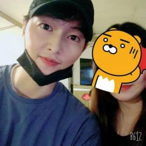 Song Joong Ki first revealed a close-up photo, revealing his life after a long time after divorcing Song Hye Kyo 2