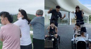 Song Joong Ki goes on vacation with his family at at a 10 million won-a-Night Villa! 2