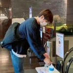 Lee Min Ho went to the supermarket to buy food but had to return sadly - Fans laughed at the 'Boyfriend' expression. 2