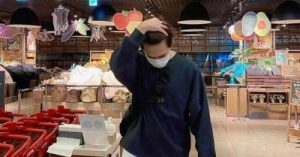 Lee Min Ho went to the supermarket to buy food but had to return sadly - Fans laughed at the 'Boyfriend' expression. 3