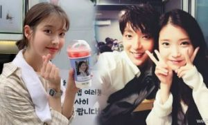 Lee Joon Gi and IU are dating?