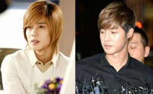 Kim Hyun Joong and his girlfriend make his career and life collapsed! 1