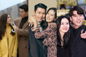 Netizens think that Hyun Bin and Son Ye Jin share the same facial features 6