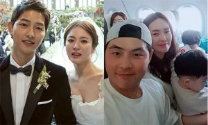 "Song Joong Ki's brother ""spurned"" Song Hye Kyo after the divorce! 1"