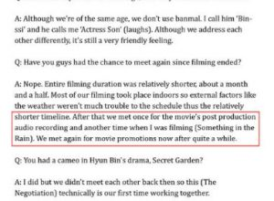 "Son Ye Jin's old interview was ""dug up"", it turns out Hyun Bin did this for ""love rumors"" 2 years ago 1"