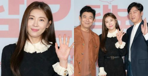 Ha Ji Won appeared after 3 years, becoming the focus of the press conference for being so beautiful!