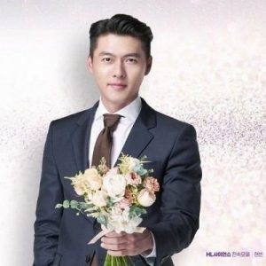 Hyun Bin and Lee Min Ho together act as groom, netizens are crazy about want becoming the bride of 2 Oppa! 1