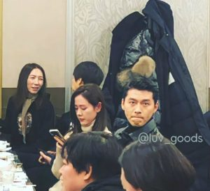 Hyun Bin - Son Ye Jin took hands together to attend the wedding party, fans were waiting for the love news ... 1