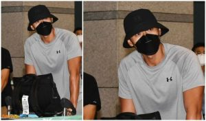 Hyun Bin revealed a photo of chubby, dark skin, tired, but the truth is ... 2