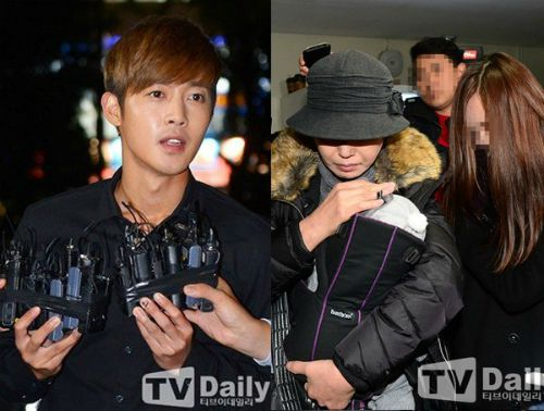 Kim Hyun Joong revealed his ex-girlfriend for the first time and said he was under pressure and fear in public and phone ringing! 1