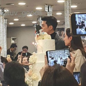 Hyun Bin - Son Ye Jin took hands together to attend the wedding party, fans were waiting for the love news ... 2