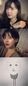 Ahn Jae Hyun suddenly became 'gentle' after his ex-wife Goo Hye Sun cut her hair short. 1
