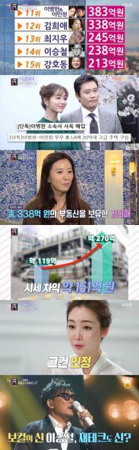 HOT- KBS revealed that Son Ye Jin is ranked 17th richest in Korea, Hyun Bin is still a mystery. 1