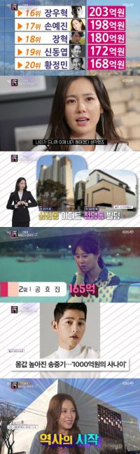 HOT- KBS revealed that Son Ye Jin is ranked 17th richest in Korea, Hyun Bin is still a mystery. 2