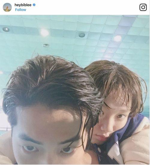 Lee Sung Kyung still retains the photos taken with Nam Joo Hyuk