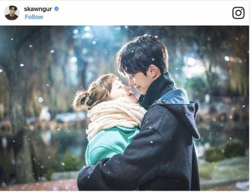 Nam Joo Hyuk still retains the photos taken with Lee Sung Kyung.