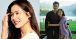 Netizens think that Hyun Bin and Son Ye Jin share the same facial features 2