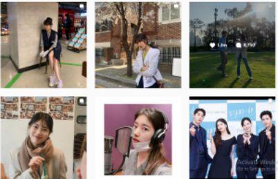 Suzy and Nam Joo Hyuk publicly dating ? 1