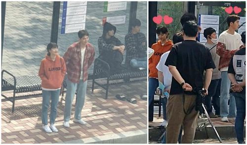 Nam Joo Hyuk Dating Suzy after breaking up with Lee Sung Kyung? 1