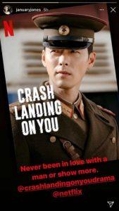 Not Son Ye Jin, Hyun Bin suddenly got January Jones -the sexiest beauty in the world openly said love Hyun Bin. 1