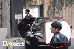 HOT- Hyun Bin was spotted by Dispatch spotted when he go to the beauty salon! 4