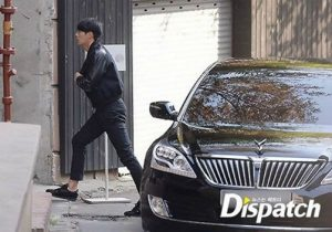HOT- Hyun Bin was spotted by Dispatch spotted when he go to the beauty salon! 1