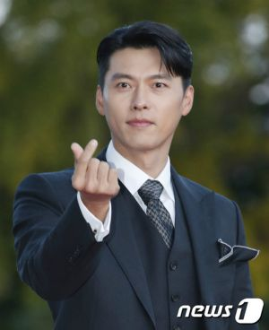 HOT- Hyun Bin appeared radiantly after rumors of marriage at Korean Popular Culture and Arts Awards 2020 1