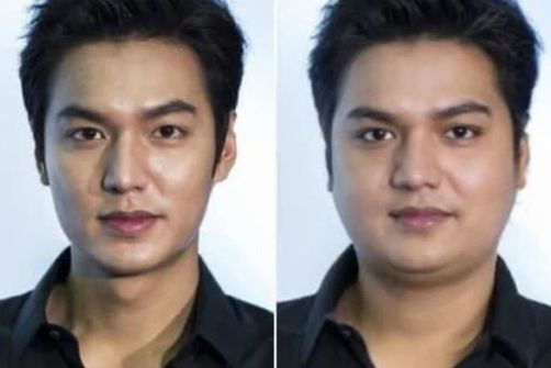 Dispatch climbed a fat trend: Lee Min Ho looked the most pathetic, the most shocking Hyun Bin! 3