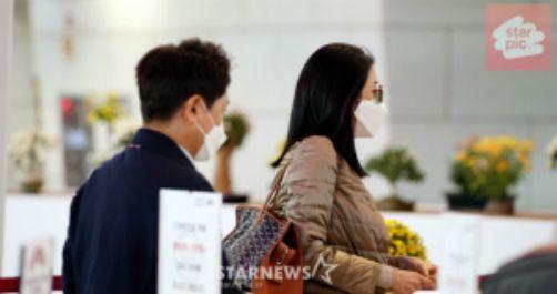 Kim Soo Hyun's rumored girlfriend, Seo Ye Ji stunned everyone when she appeared at Gimpo Airport! 2