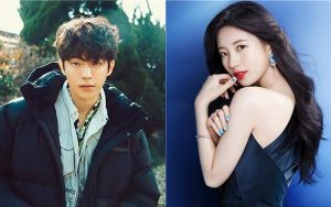 """Suzy and 'boyfriend' Nam Joo Hyuk praised each other for working together in love on the project """"Start-Up"""""""