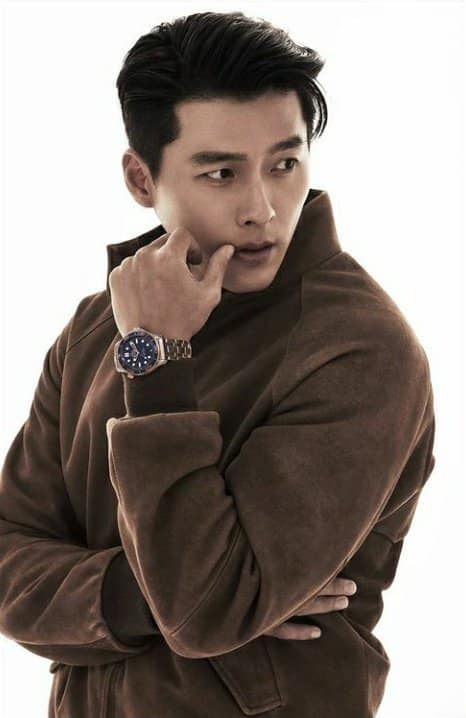 Korea Actor Hyunbin was selected as the first Korean ambassador for OMEGA.