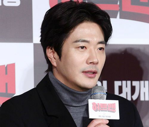 Kwon Sang Woo had accident