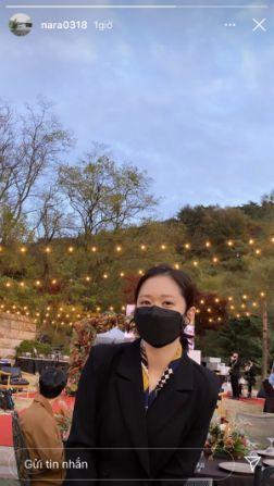 Jang Nara burst into tears at her brother's wedding - actor Jang Seong Won. 1