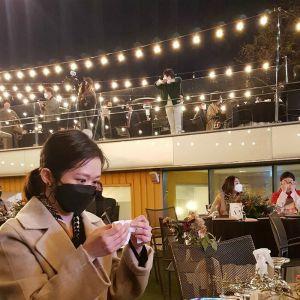 Jang Nara burst into tears at her brother's wedding - actor Jang Seong Won. 2