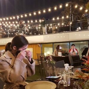 Jang Nara burst into tears at her brother's wedding - actor Jang Seong Won. 3