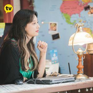 Kim Ji Won admits to falling in love with Ji Chang Wook