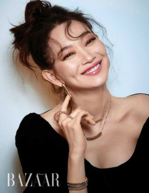 Shin Min Ah will be Kim Seon Ho's girlfriend in the new movie 2021 1