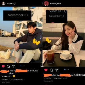 Dahyun and Cha Eunwoo are really dating- Not just getting started, netizens showed that the couple's flirting started a long time ago ? 1