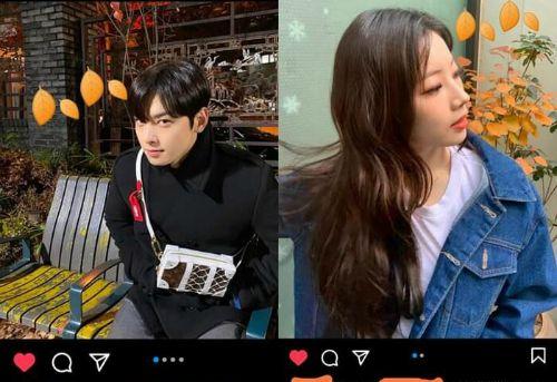 Who is Cha Eun Woo dating? Who is Cha Eun Woo's girlfriend? 2