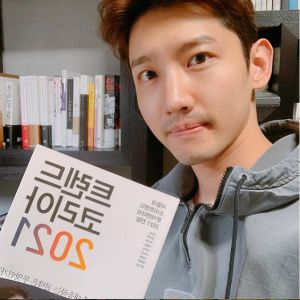 DBSK's Changmin was commented as thin by fans after getting married, his wife hurriedly made delicious food for her husband! 1
