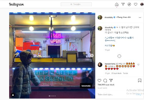 "Suzy Thanks Her Best Friend Jo Hyun Ah For Sending A Coffee Truck To ""Start-Up"" Set 1"
