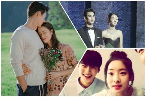 The 2021 Dispatch Couple Is Here Dahyun And Cha Eunwoo Hyun Bin And Son Ye Jin