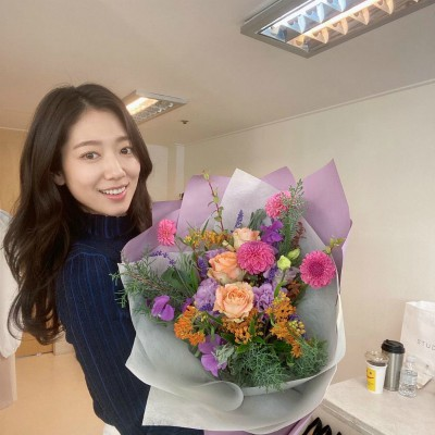 Park Shin Hye's boyfriend