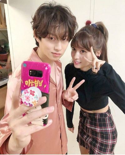 TWICE's Momo and Super Junior's Heechul breakup? The rumor Momo and Heechul breakup spreading on social media! 2