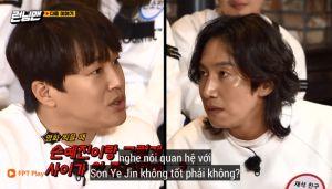 son-ye-jin- Lee Kwang Soo