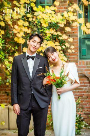 Nam Joo Hyuk and Suzy
