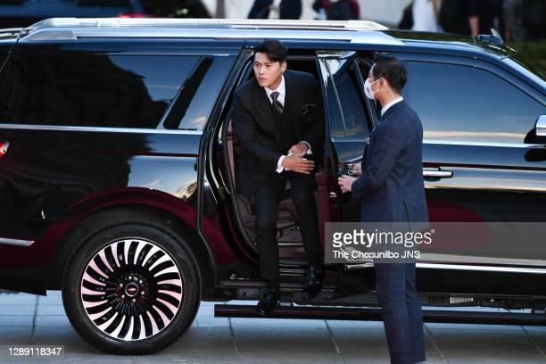 Hyun Bin Net Worth - car