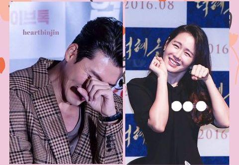 Hyun Bin is Son Ye Jin's first love