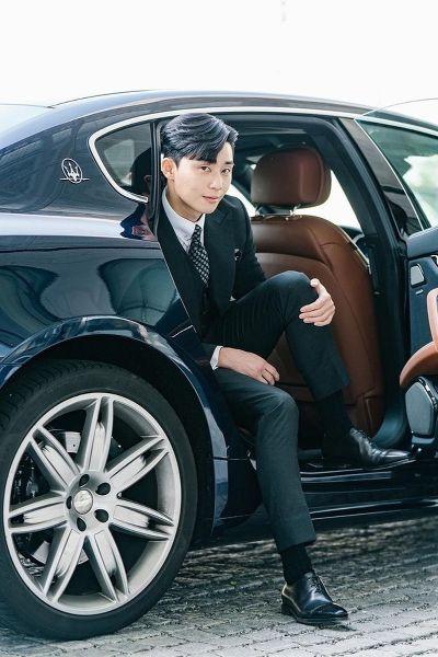 `Park Seo Joon Net Worth