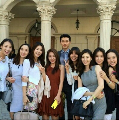 Hyun Bin went to a wedding party that caused fever on social networks!!! 1